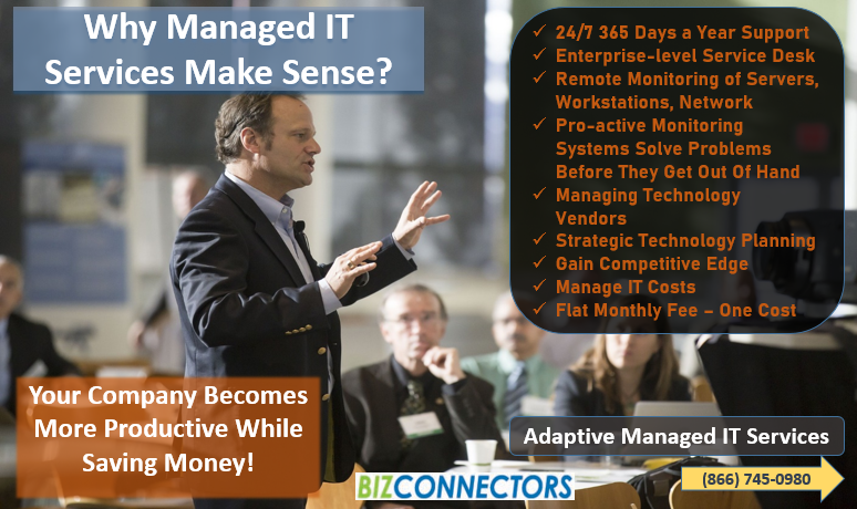 Managed IT Services - Bizconnectors