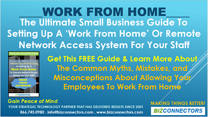 Remote Access Solution & Work From Home Solution