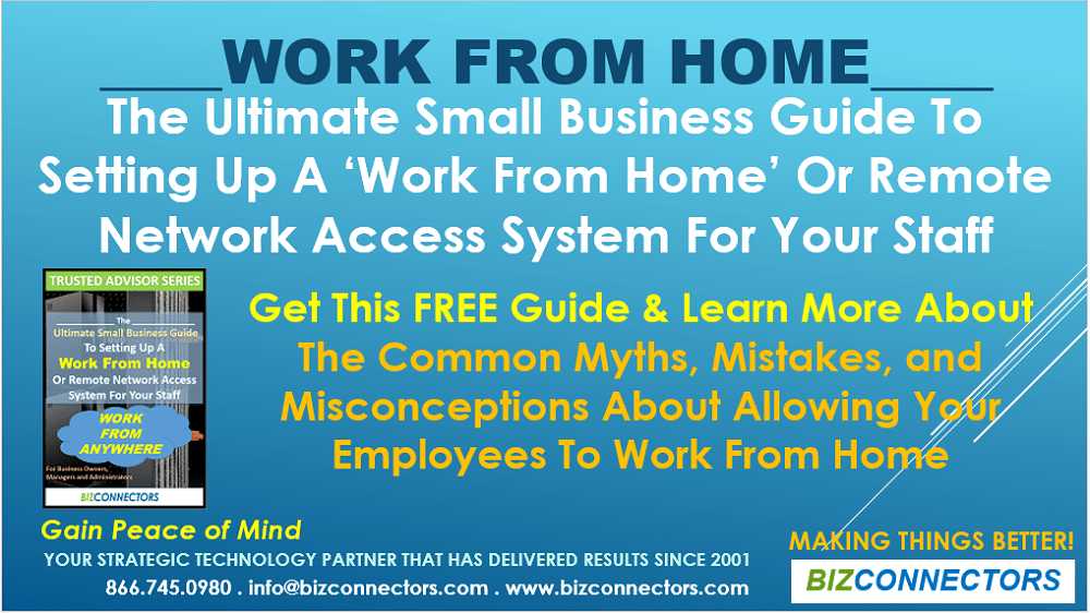 Work From Home Solution- Free Report