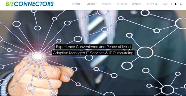 Bizconnectors Introduces Its Redesigned Website