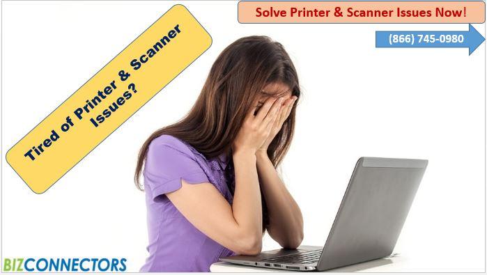 Printer Problem & Scanner Problem