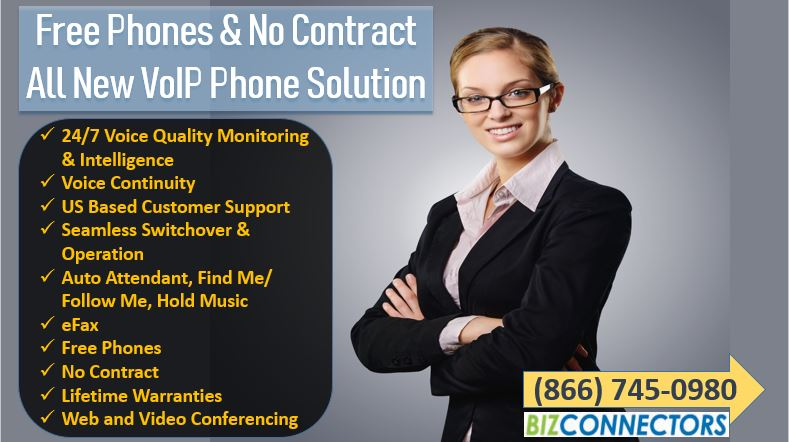 VoIP Phone Service & Business Class Hosted VoIP