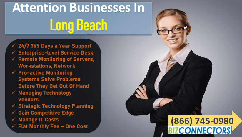 Long Beach IT Support & Services