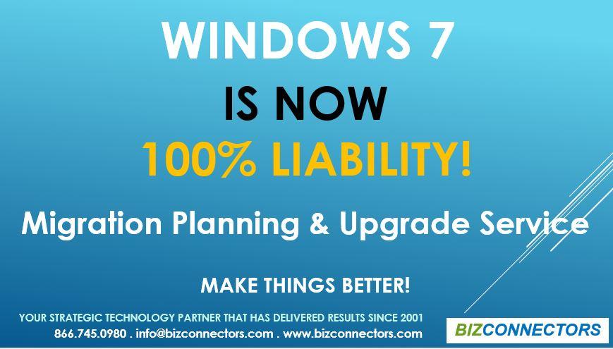 Windows 7 & Windows Server 2008 Upgrade Service