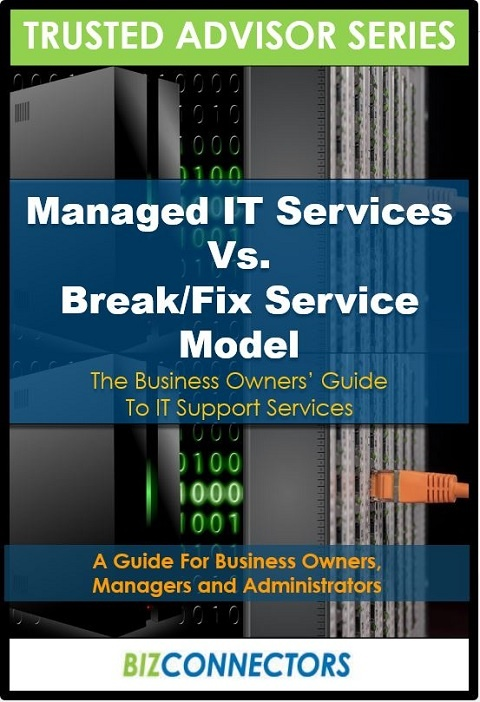 Managed IT Services vs. Break/Fix Service Model