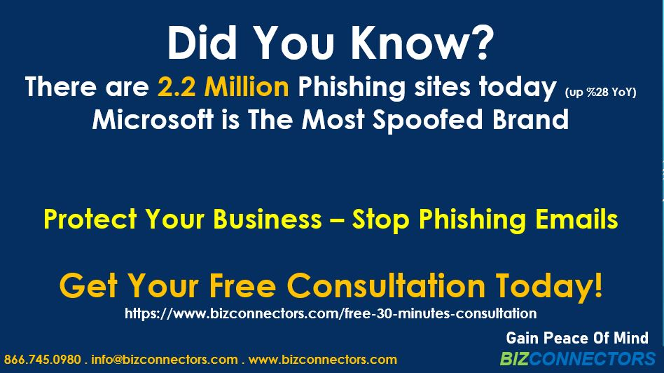 Stop Phishing Emails - Protect Your Business
