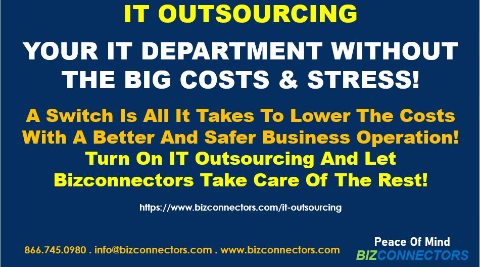 YOUR IT DEPARTMENT WITHOUT THE BIG COSTS & STRESS!