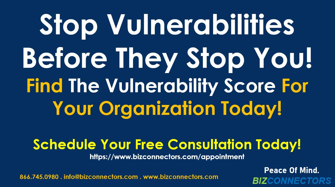 Find the Vulnerability Score For Your Organization