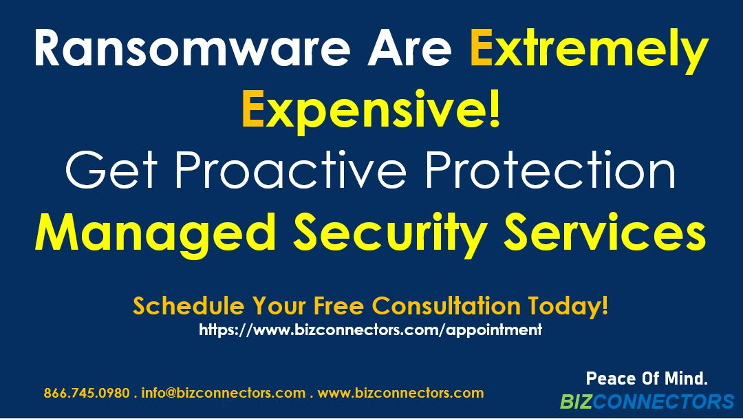 Get Proactive Protection (Can you afford not to?)