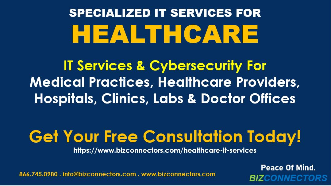 Healthcare Specialized IT Service & Cybersecurity