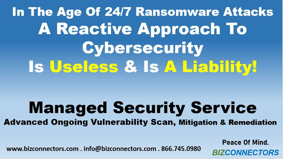 24/7 Cyber Attacks Require 24/7 Cybersecurity Guard & Protection